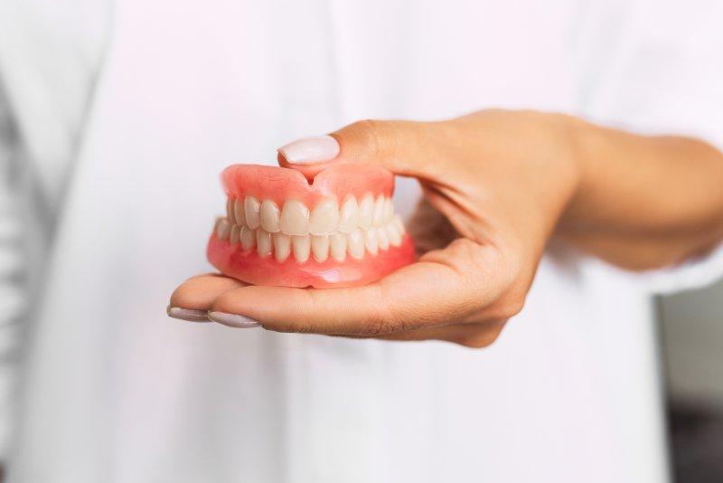 Dentures in Mt. Pleasant